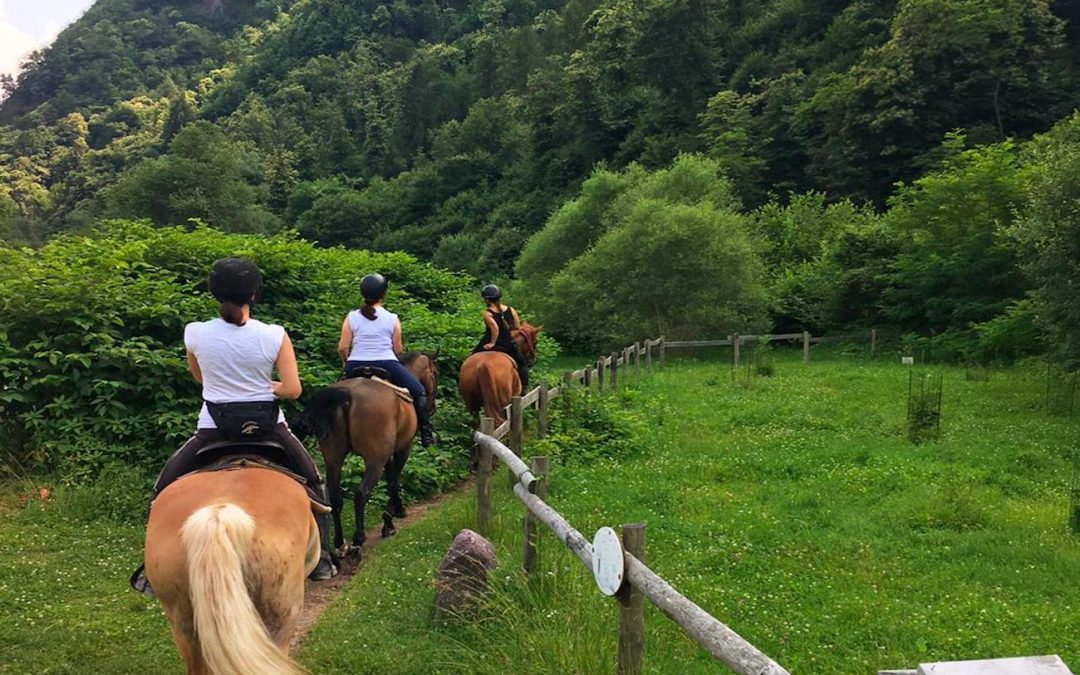 VALSASSINA HORSE RIDE